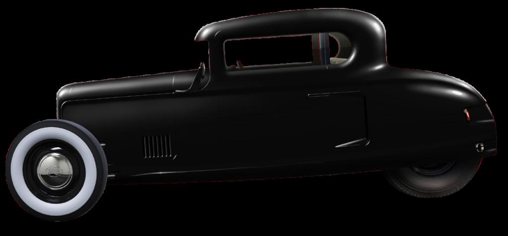 Coupe Black