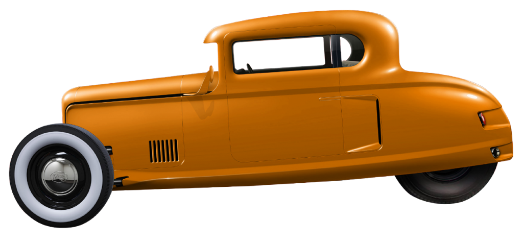 Coupe-Orange
