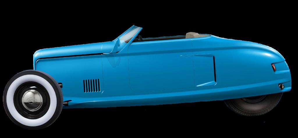 Roadster-Blue