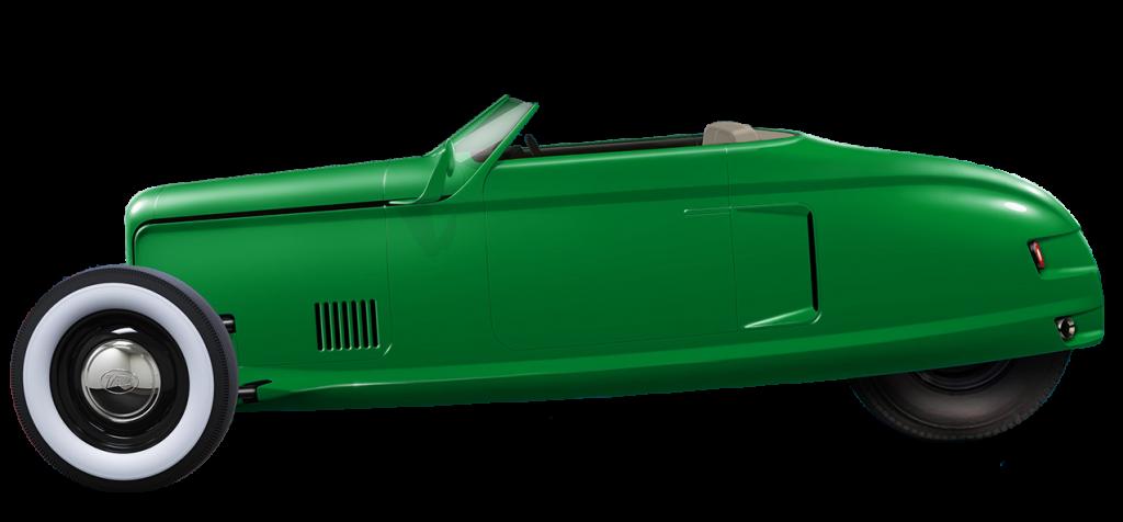 Roadster-Green
