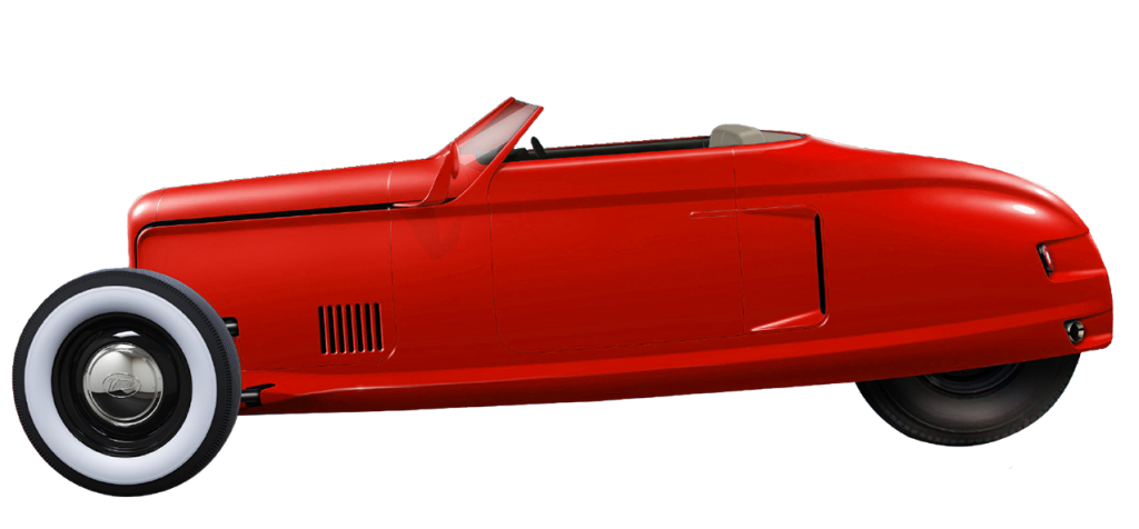 Roadster-Red