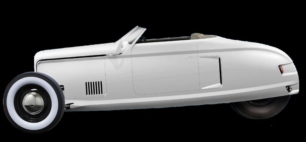 Roadster-White