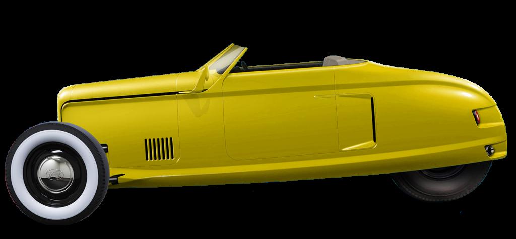 Roadster-Yellow