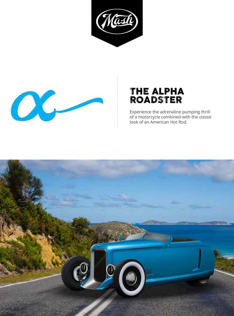 Alpha Roadster Brochure Autocycle