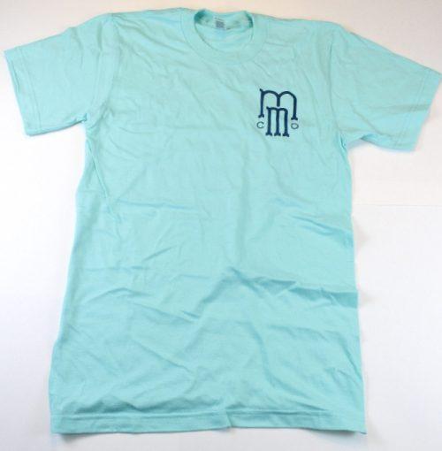 Mash Motor Company Light Blue T-shirt