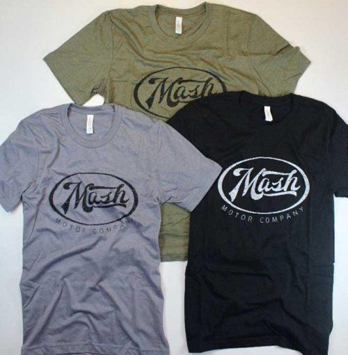 Mash Motor Company T-Shirts